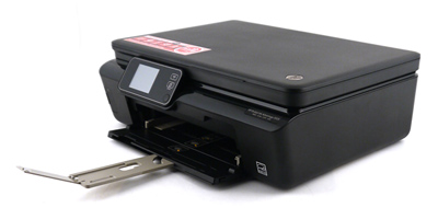 Принтер HP Deskjet Ink Advantage 5525, внешний вид