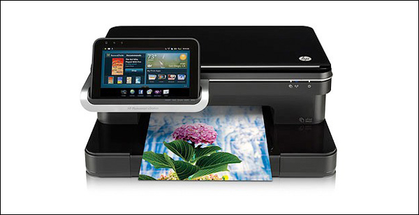 HP Photosmart eStation C510 (изображение Engadget).