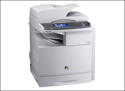 МФУ Samsung MultiXpress CLX-8385ND.